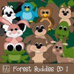 Forest Buddies CD